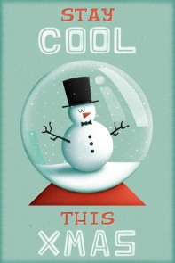 Stay Cool This Xmas by Scarlettveith