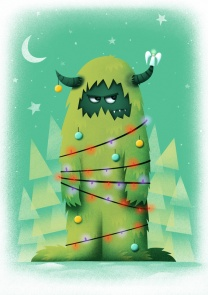 Christmas Tree by Scarlettveith
