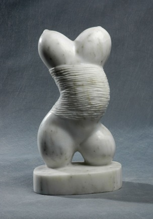 abstract_torso_breaking_away_white_marble_sculpture