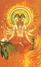 agni-fire-deity-solar-plexus-chakra