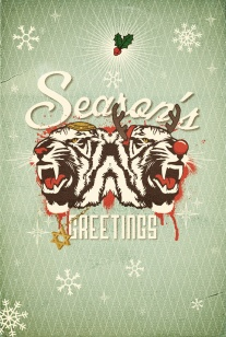 A-Squared Christmas Card by Aaron Scamihorn