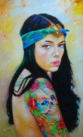 girl_with_the_tattoo_by_bohomaz13-d8ryt7g