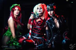 gotham_sirens_by_shermie_cosplay-d8995va