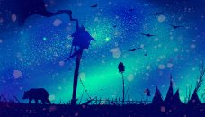 magic_night_by_ryky-d9k0mof
