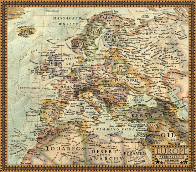 map_of_the_stereotypes_europe__by_jaysimons-d7jkdrv
