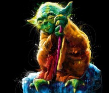 patrice-murciano-yoda-from-star-wars-mixedmedia-03112015103142