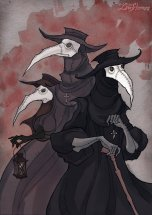 plague_trio_by_irenhorrors-d949tlo
