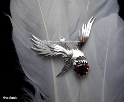 precious_love___handmade_sterling_silver_pendant_by_seralune-d9hv9r1