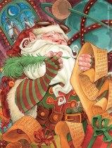 Santa's Workshop by Robb Mommaerts