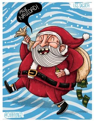 Santa by CALLit-ringo