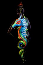 seahorse-body-art