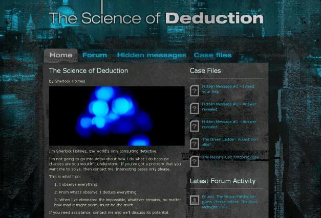 The_Science_of_deduction