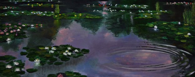 water_lilies_by_ppaint-d8fu86t