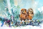 baby_owls_by_abstractmusiq-d7xoyjr