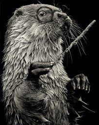 harry_otter_by_rainyxskyz-d31xa04