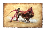 matador___watercolor_speed_painting_and_video_by_abstractmusiq-d84nxkw