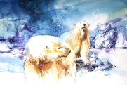 polar_bear_by_abstractmusiq-d9fzk61