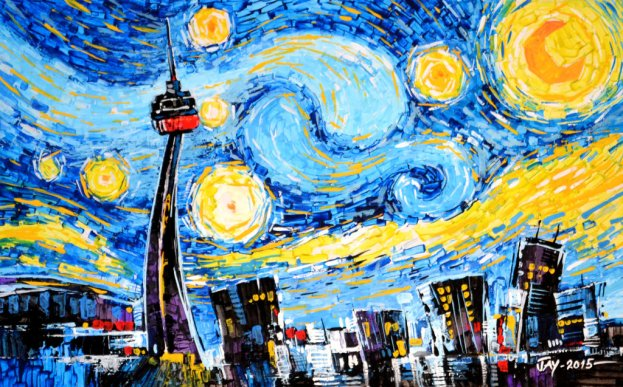 starry_night_in_toronto_by_abstractmusiq-d8nrb3l