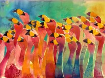 flamingos_by_takmaj-d7uuu33